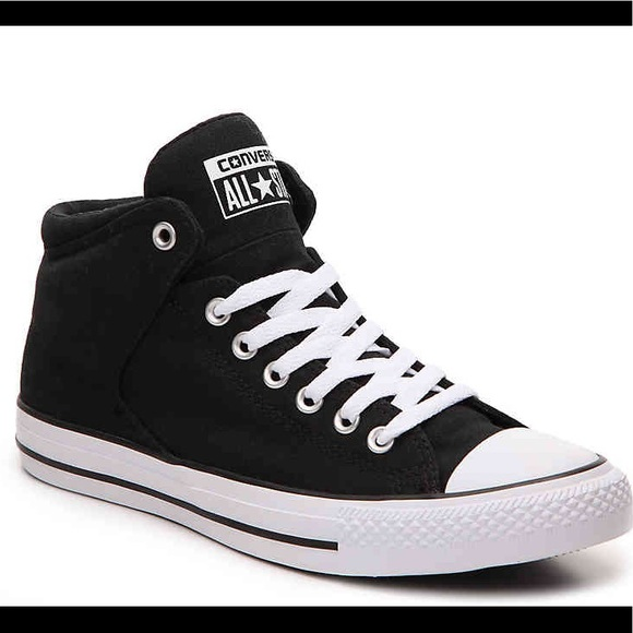 f8307b271c0d Converse Other - Black Unisex Converse CT Street Mid Sneaker